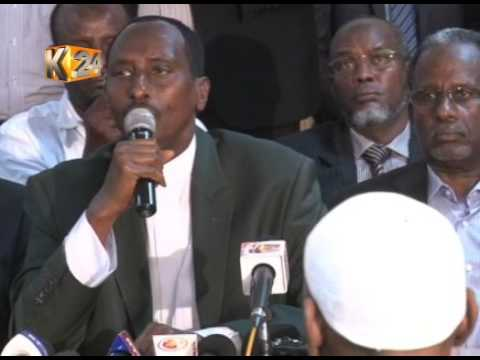 Wajir Leaders unveil a line-up of their next County Government