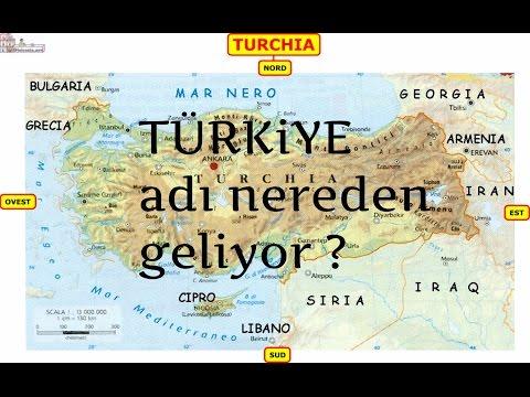 *Türkiye* Adının Tarihi Oluşumu/TARİHİNİ SEVEN ADAM