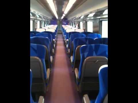 Fyra V250 interior - YouTube