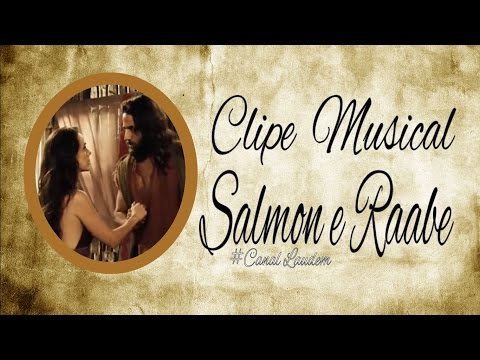 Música de Salmon e Raabe com letra (A Terra Prometida)