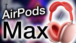 OFICIAL: Apple lanza los AirPods Max