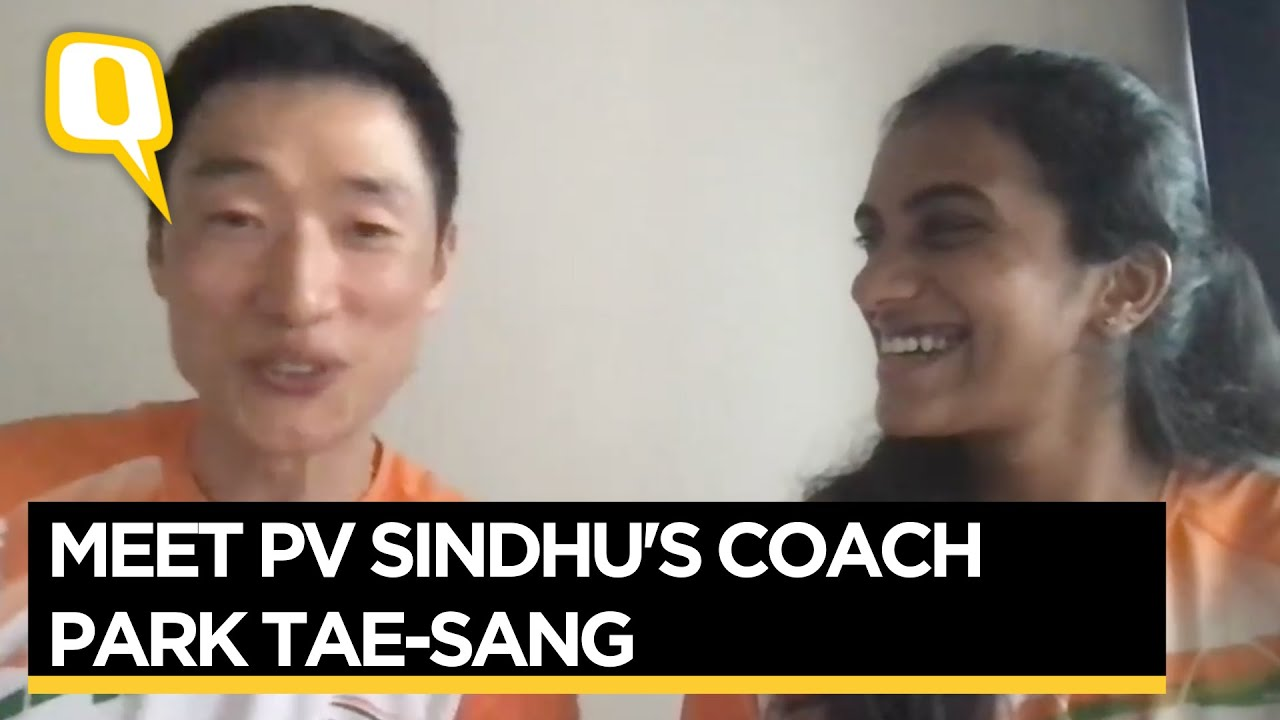PV Sindhu's Coach Has Met Family For Just 13 Days In Over a Year   Tokyo Olympics 2020   The Quint