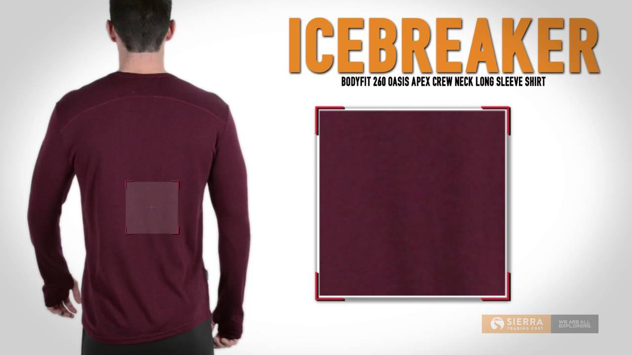 Icebreaker Bodyfit 260 Apex Shirt - UPF 30+ 6e169f1f8