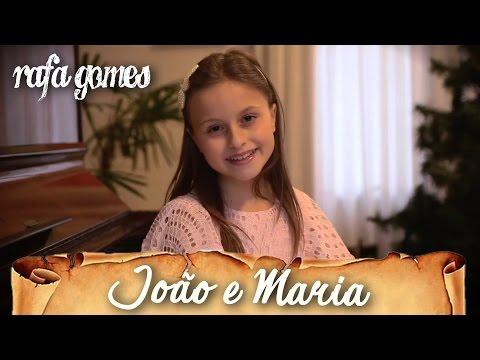JOÃO E MARIA (Chico Buarque) - RAFA GOMES Cover