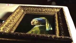 Crown moves the Vermeer masterpiece Girl with a Pearl Earring