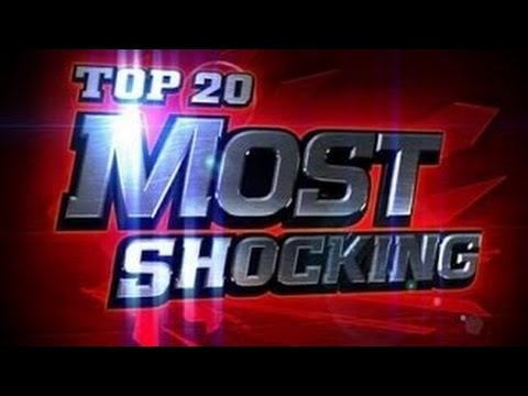 Top 20 Countdown: Most Shocking Women out of Control 2