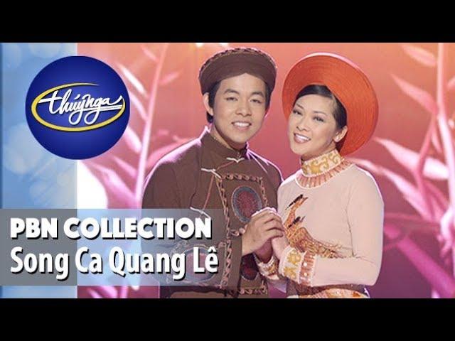 Quang Lê Tuyệt Phẩm Song Ca Nhạc Vàng