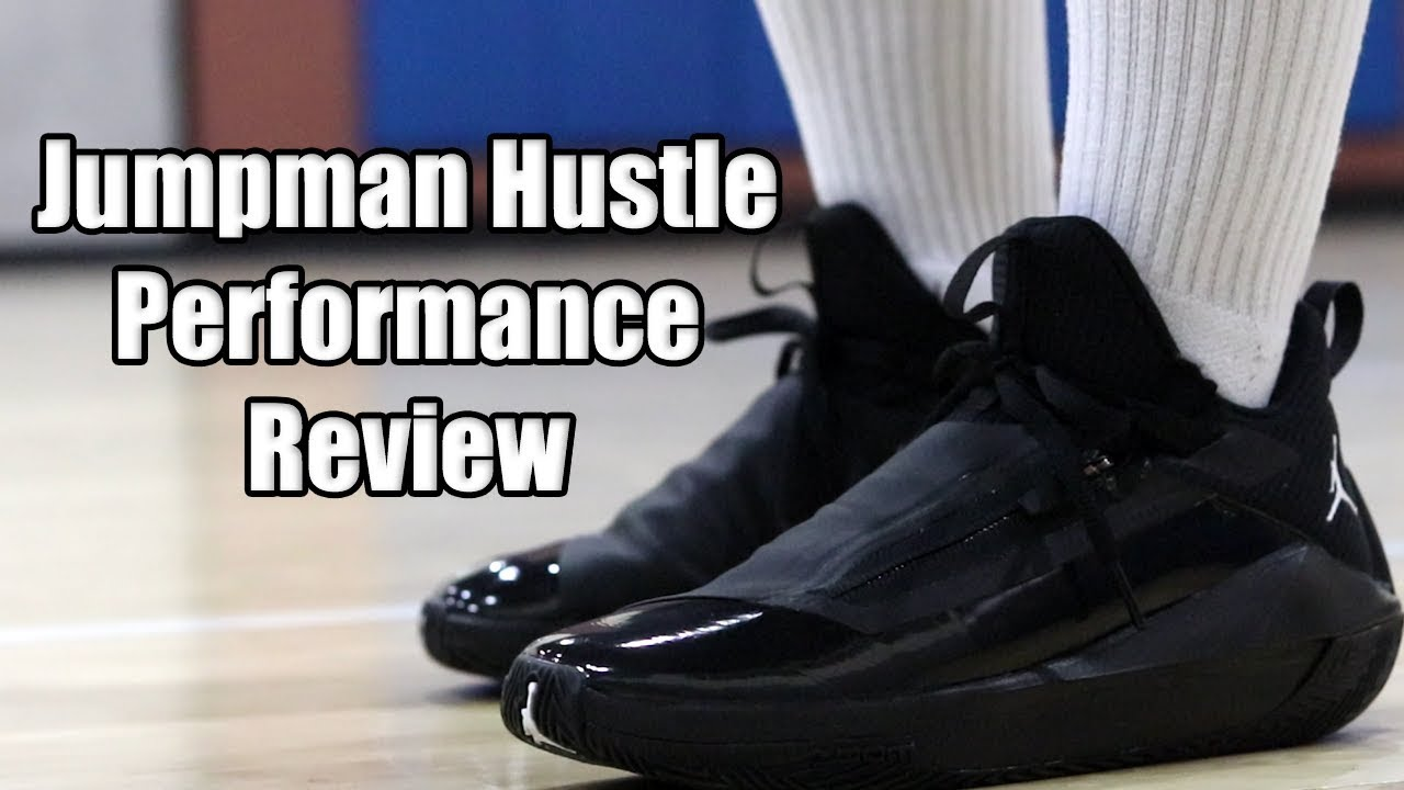 98a30ba008da Jordan Jumpman Hustle Performance Review - YouTube