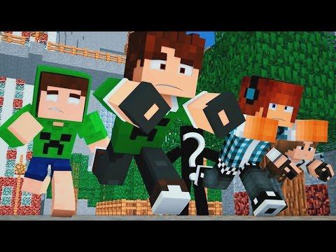 Minecraft: O ASSASSINO SUMIU ?! -...