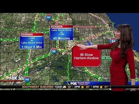 Jenny Milkowski - snug red dress - 10-14-15 (1080p)