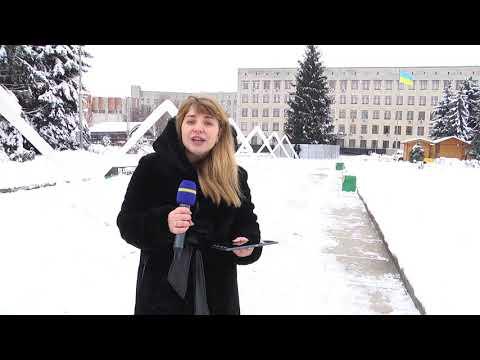 Телеканал UA: Житомир: Новорічні святкування у Житомирі_Ранок на каналі UA: Житомир 18.12.18