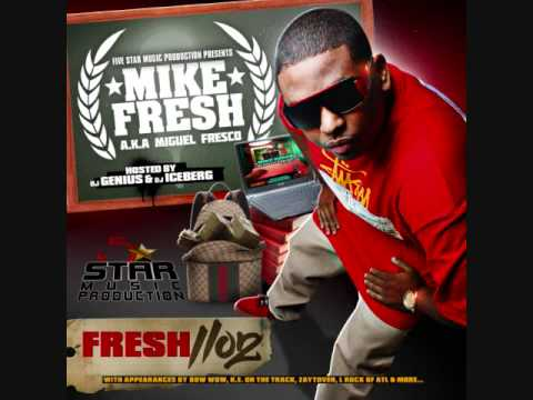 Mike Fresh- On My Mind  ft L-Rock Of ATL [Dj Genius]