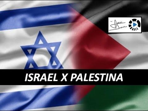Conflito Israel X Palestina - Videoaula PARTE 1