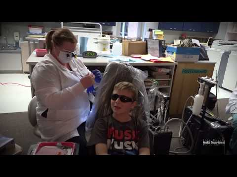School Dental Program Sealants
