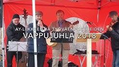 Vappu 2018 - Yrjö Hakanen puhuu Porvoossa