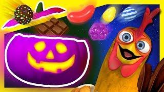 Calabazas Sorpresa de Halloween | Dulces de Colores en La Granja de Zenón | A Jugar thumbnail