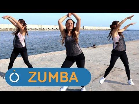 Zumba Reggaeton  Dance Workout – oneHOWTO Zumba Routines
