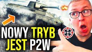 NOWY TRYB JEST PAY TO WIN - World of Tanks
