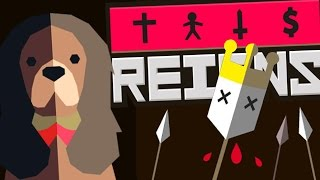 Reigns Gameplay - Hunted By An Evil King! - Medieval Tinder - Let