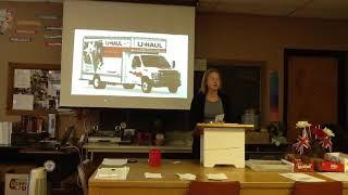 Katie's Biblical Speech - 4th Hour - 2018-2019