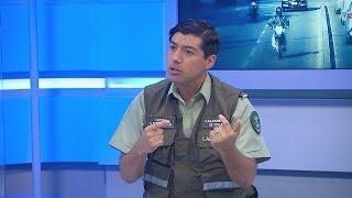 Capitan Fuenzalida advirtió sobre permisos de circulación falsos