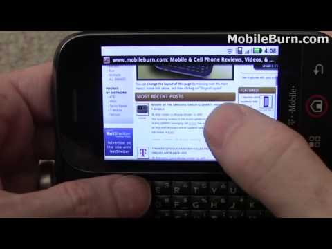 Motorola CLIQ/DEXT review - part 2 of 2