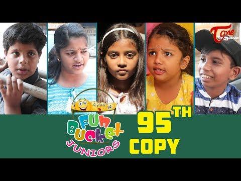 Fun Bucket JUNIORS | Episode 95 | Kids Funny Videos | Comedy Web Series | By Nagendra K | TeluguOne
