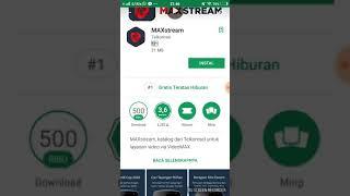 Maxstream Telkomsel PENIPU Viralkan!!!