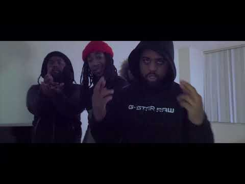 """Young Manni Ft. Ayeek X Fat Max - """"Gun Close"""" (Official Video) 