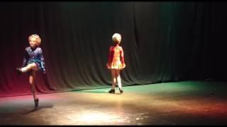 Irish Dances (Performance) | Suria and Cahaya Cramer | TEDxYouth@AEL