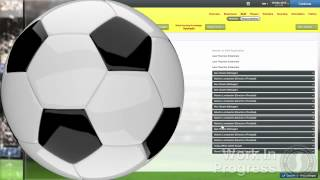 Football Manager 2013 - Director of Football Gameplay