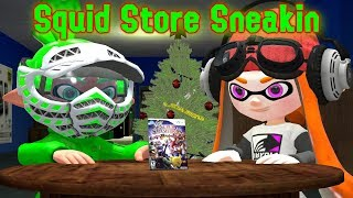 [Splatoon GMOD] Squid Store Sneakin