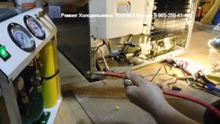 видео Ремонт холодильников Toshiba Тошиба