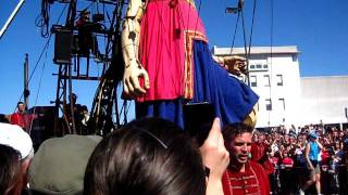 Royal Deluxe Nantes 2011