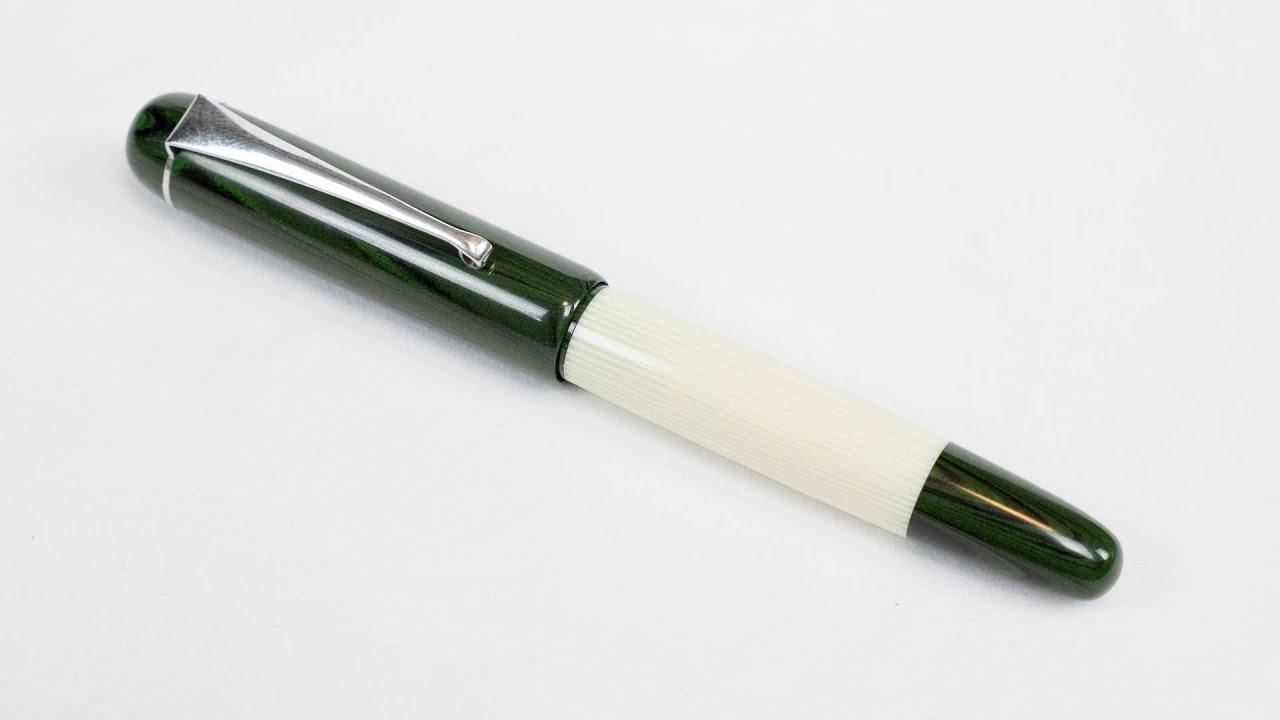 fountain pen review newton pens sumpter youtube