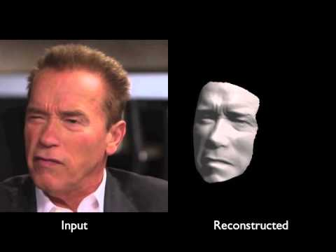Moving face 3D reconstruction - Hum3D Blog