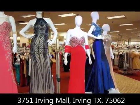 Prom Dresses 2016, La Vida Fashion at Irving Mall