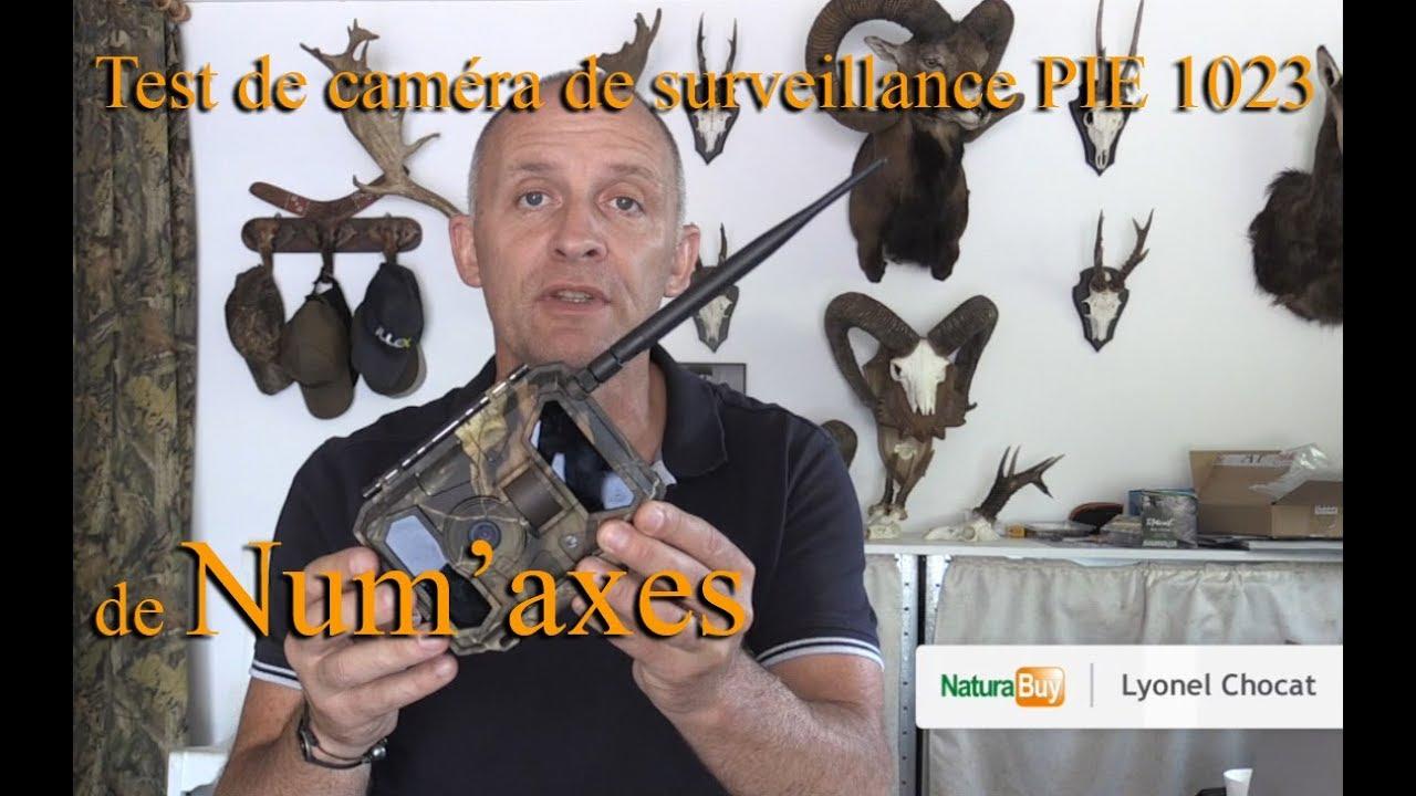 Download Camera de surveillance PIE 1023 Numaxes