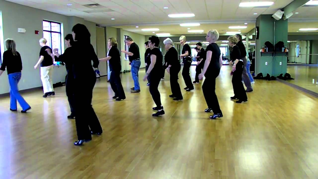 Video: Footloose Line Dance (with Instructions ...
