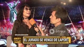 El jurado habló del ritmo libre y el enojo de Osvaldo Laport
