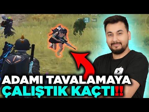 Download FATİH LİGİNDE ADAMI TAVALAMAYA ÇALIŞTIK KAÇTI! / PUBG MOBILE