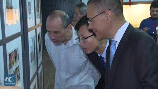 Venezuela exhibition opens in honor of Chinese National Day