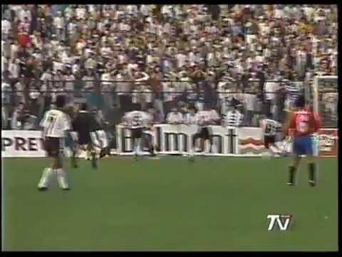 Colo Colo 1993 Torneo Nacional Parte 3