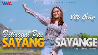 Download lagu VITA ALVIA - Ditinggal Pas Sayang Sayange (Official Video) | DJ SLOW FULL BASS