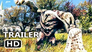 PS4 - Fallout 76 Gameplay Trailer (2018)