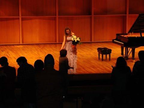 Schubert - Wanderer Fantasy D.760 in C major (Jamina Gerl) 1/3
