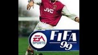 Juego Retro: Jugando A Fifa 99