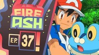 Pokemon Fire Ash Part 37 KALOS REGION! ( Pokemon Fan Game ) Gameplay Walkthrough