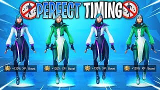 TOP 100 PERFECT TIMING DANCES IN FORTNITE!