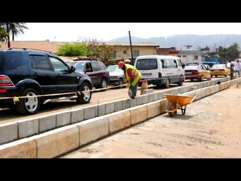 Freetown Road Constructions